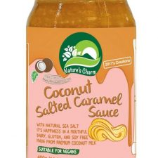 Nature's Charm cocos salted caramel