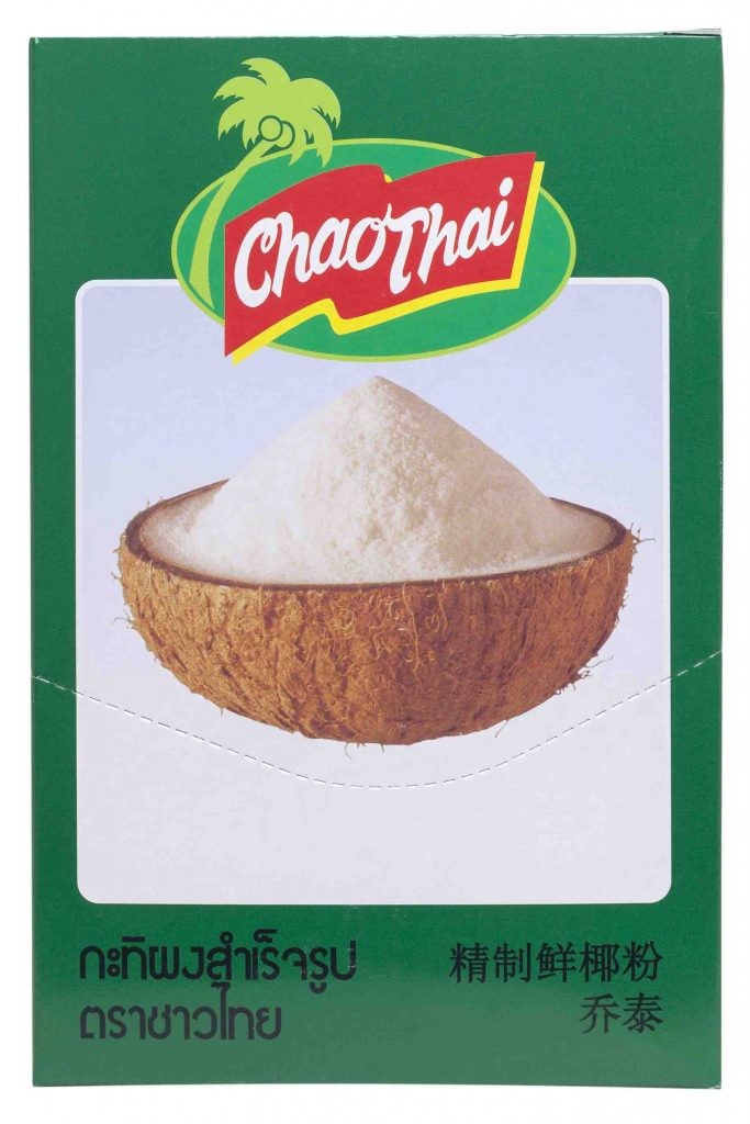 Chao Thai cocospoeder coconut cream powder 60 gram box