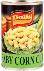 Daily baby corn cut