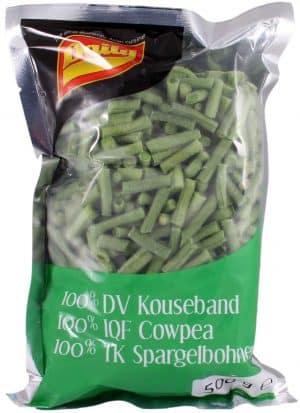 Daily kouseband cowpea 500 gram diepvries kousenband snake bean long bean cow pea string beans bonen boontjes
