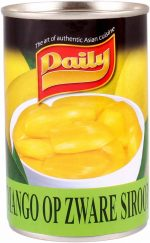 Daily mango in siroop