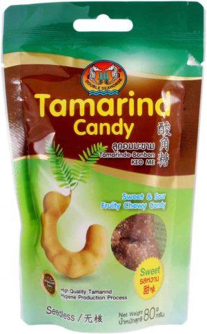 Double Seahorse DSH tamarinde snoepjes sweet