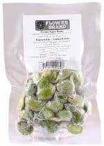 Flowerbrand bevroren peteh bonen frozen sator beans 100gram