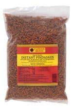 Flowerbrand instant pindasaus spicy peanut sauce satesaus