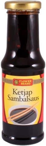 Flowerbrand ketjap sambal saus 220ml