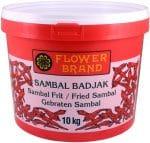 Flowerbrand sambal badjak 10 kg