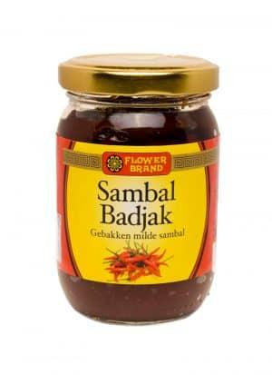 Flowerbrand sambal badjak 200 gram