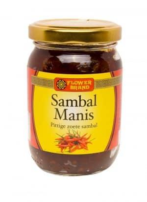 Flowerbrand sambal manis 200 gram