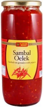 Flowerbrand sambal oelek 1,1 KG