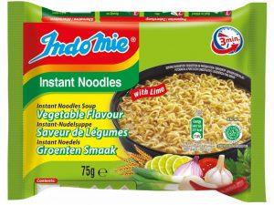 Indomie vegetable groenten 75 gram