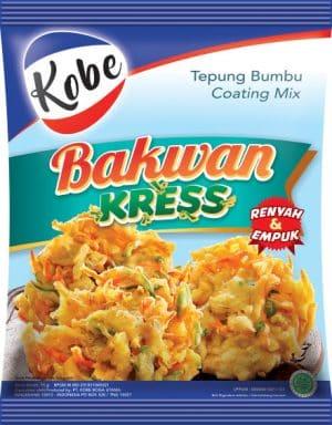 Kobe Bakwan Kress 75 gram tepung bumbu coating mix renvah empuk