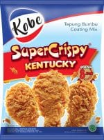 Kobe Kentucky Supercrispy 850 gram renyah 8 jam tepung bumbu coating mix