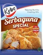 Kobe Tepung Bumbu coating mix Serbaguna Special rasa bawang 75 gram