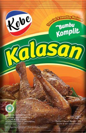 Kobe bumbu komplit Kalasan tamarind sweet soy marinade 35gram
