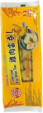 Lee's dim sum kip wan tan 190 gram