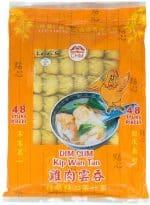 Lee's dim sum kip wan tan 600g