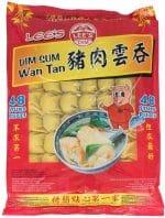 Lee's dim sum wan tan varken 760 gram