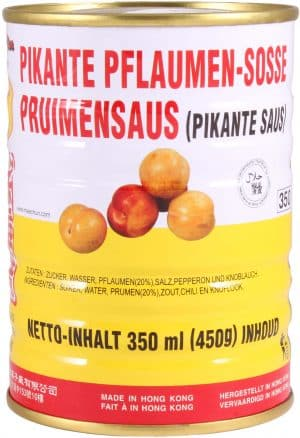 Mee Chun pikante pruimensaus plum sauce 350ml