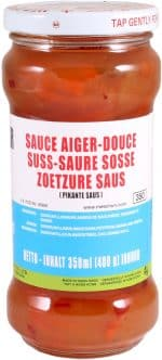 Mee Chun zoetzure saus sweet&sour sauce 350ml pot