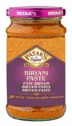 Patak's Biryani Paste 250 ml