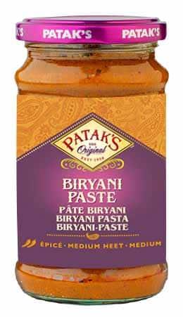 Patak's Biryani Paste 250 ml