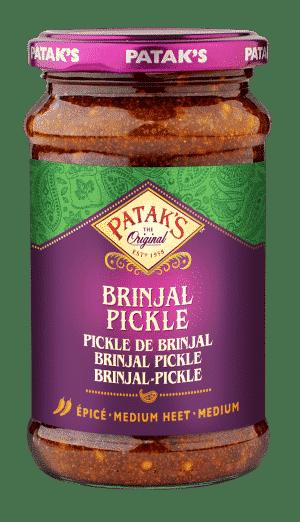 Pataks Brinjal Pickle 250 ml