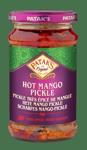 Pataks Hot Mango Pickle 250 ml