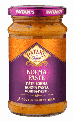 Pataks Korma Paste 250 ml