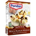 Pondan cakemix bolu kukus mawar steam rose cake mix