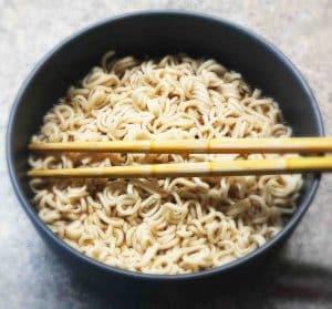 Saimin Japanse noodles