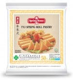 Spring Home Tee Yih Jia loempiavellen spring roll pastry 400gram 150x150mm