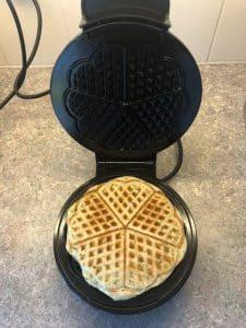 Spring Home roti paratha waffle