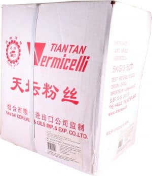 Tiantan so oen vermicelli 3-5cm 5kg