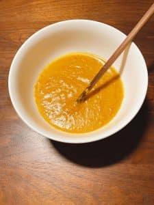 Vanka-Kawat Flowerbrand satekorrels instant pindasaus bereid 1-3
