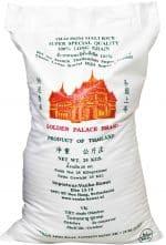 Vanka-Kawat Golden Palace Thai Hom Mali Rice jasmijnrijst 25kg