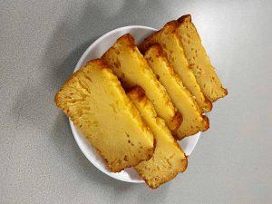 Vanka-Kawat Pondan Bika Ambon cake
