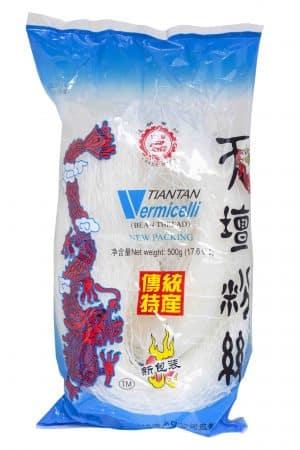 Yanco Tiantan vermicelli bean thread glass noodle so oen longkou 500 gram