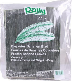 daily bananenblad