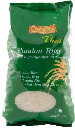 daily pandan rijst 1 kg