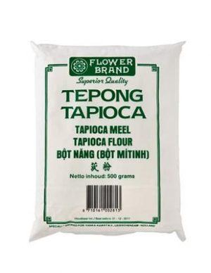flowerband tapioca meel casave