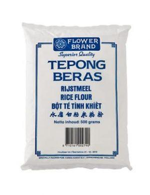 flowerbrand rijstmeel tepong beras