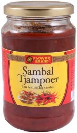 flowerbrand sambal tjampoer