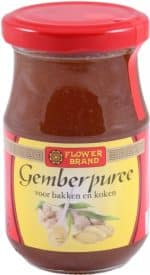 flowerbrand gemberpuree