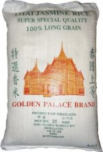 golden palace thai jasmijn rijst
