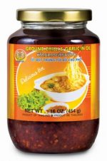 DSH Double Seahorse ground chili & garlic in oil