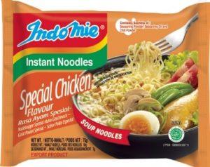 indomie special chicken noodles
