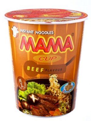 mama beef noodles