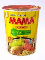 mama chicken noodles