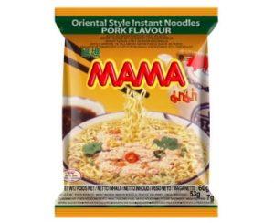 mama pork noodles