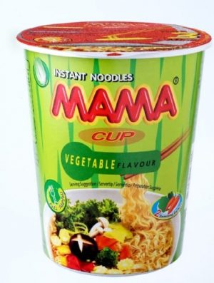 mama vegetable noodles